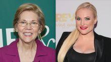 Meghan McCain praises Elizabeth Warren's debate performance: 'She slayed it'