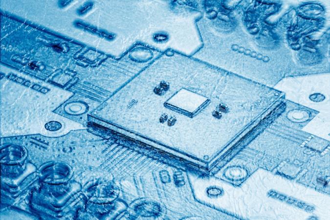 Intel Horse Ridge cryogenic qubit control processor