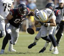 J.J. Watt shares funny story from when Philip Rivers called out a Texans LB for lining up wrong