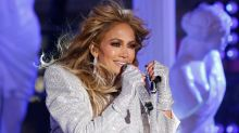 Jennifer Lopez Tears Up as She Says 'We Lost Too Many' in 2020 During New Year's Eve Performance