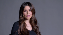 Pregnant Cheryl says she lacked self-worth in emotional video with Helen Mirren