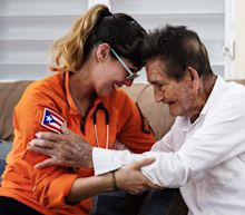 Puerto Ricans Seek To Rebuild A Shattered Health Care System After Hurricane Maria