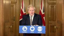COVID-19 : l'Angleterre se reconfine à partir de jeudi, les écoles restent ouvertes