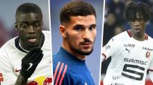 Equipe de France - Aouar, Upamecano et Camavinga appelés, Rabiot de retour
