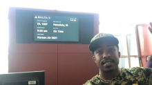 Man completes mission to mow veterans' lawns in all 50 states thanks to Delta