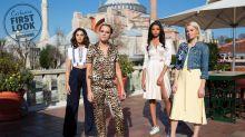 'Charlie's Angels' first look: See Kristen Stewart, Naomi Scott, and Ella Balinska in Elizabeth Banks' update
