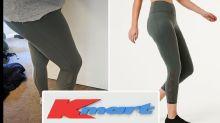 Kmart's $18 leggings spark rave reviews: 'Comfiest I own!'