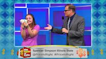 The Price is Right - Spencer from Illinois State