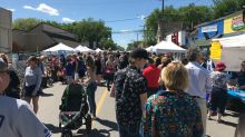 'The art is absolutely amazing': Cathedral festival goers happy with event