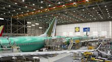 Boeing ConsidersPausing Production of 737 Max