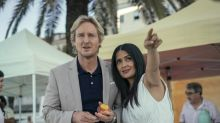 Why Owen Wilson is surprised by 'Bliss' co-star Salma Hayek's Instagram stardom: 'She's not really a techie'
