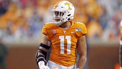 Vols' leading tackler transfers to Alabama