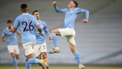 He deserves to play – Pep Guardiola admits Phil Foden is earning a starting spot