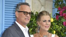 Tom Hanks 'taking it one day at a time' after testing positive for Covid-19