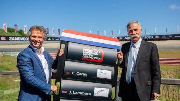 "Lammers: ""Impensabile correre a Zandvoort a porte chiuse"""