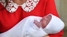 Every Detail About the Newborn Prince's Blanket