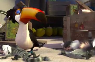 Angry Birds ties into Super Bowl ad with secret level hint