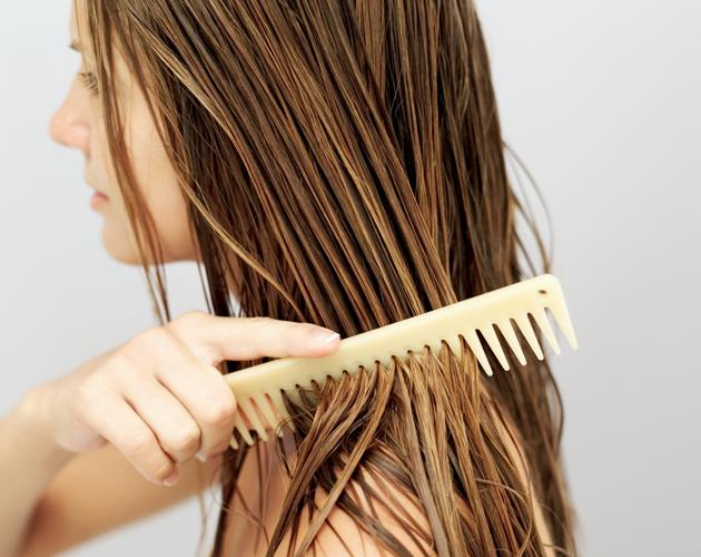 Glatteisen zerstort haare