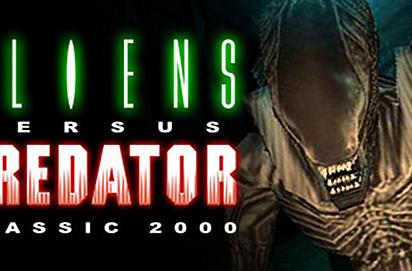 Free Aliens vs. Predator Classic 2000 on GOG now, not a sweet music festival