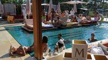 'Life at the top': Lebanon mountain club dodges economic crisis