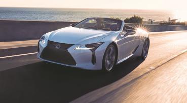 第 55 屆金鐘獎,Lexus 紅毯搶風采