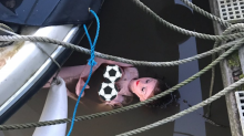 Blow-Up Doll Floating Down River Mistaken for Dead Woman