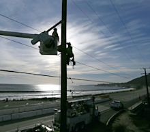 California power lines spark wildfires and prompt blackouts. Why not just bury them?