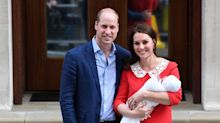 Kate Middleton's Outfit After Welcoming New Baby