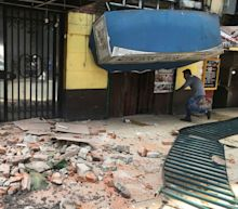 Mexico City hit by powerful 7.1 magnitude earthquake