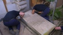 Dozens of buried bones spark a new mystery at the Vatican