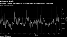Turkish Bank Stocks Decline After Depository Rule Is Removed