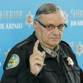 Phoenix sheriff enters primary amid toughest campaign yet
