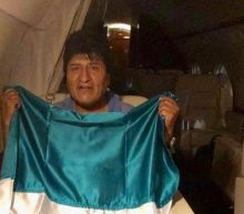 Former Bolivia president Evo Morales flees to Mexico as country descends into chaos