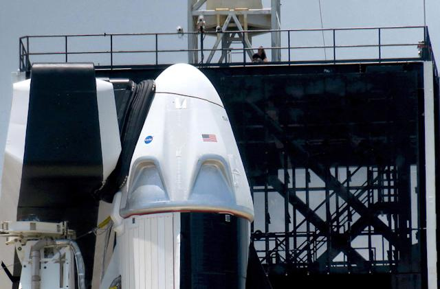 Watch SpaceX's second attempt at launching astronauts at 3:22PM ET