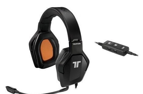 MadCatz now shipping Tritton Detonator headset, official Xbox 360 stereo sound for $80