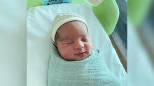 Andi Eigenmann welcomes third child