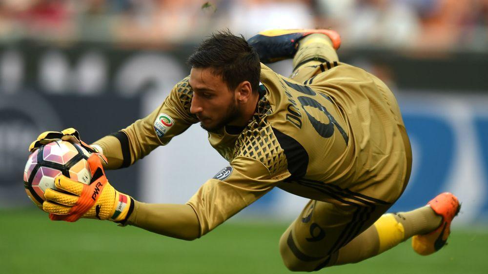 Montella: Donnarumma a new breed of goalkeeper