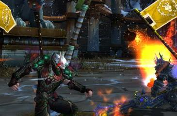 PvP plans change for WoW's Warlords of Draenor