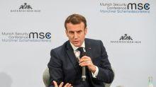 """""""Impatient"""", Macron demande des """"réponses claires"""" à l'Allemagne sur l'Europe"""