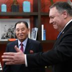 Trump meets with North Korean envoy Kim Yong Chol to discuss denuclearisation
