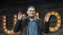 Norm Macdonald goes from one controversy to another by telling Howard Stern: 'You'd have to have Down syndrome' not to 'feel sorry' for harassment victims