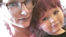 Pink hair and lipstick: why this mum lets her two-year-old experiment