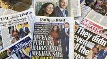 Prinz Harry und Herzogin Meghan: Schlechtes Timing?