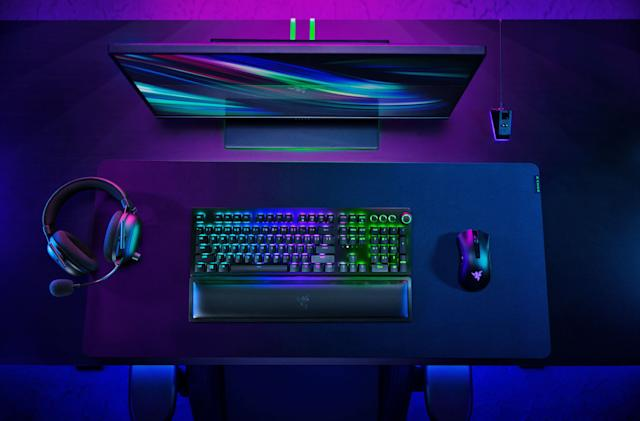 Razer made wireless versions of its most popular accessories