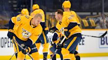 Mark Borowiecki, who had COVID-19, Predators proceed with caution after Hurricanes affected