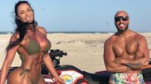 Gracyanne Barbosa quer ser mãe e se declara para Belo: 'Felizes juntos'