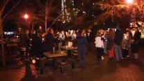 Parents, kids, educators attend impromptu vigils