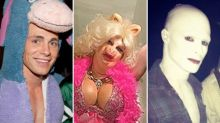 5 Years of Colton Haynes' Most Spectacular Halloween Costumes Over the Years (Photos)