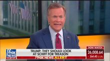 Fox Host David Asman Fawns Over Trump for Attacking Wrong Paper for NYT's Border Moat Story