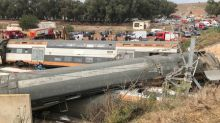 At least seven killed in train derailment in Morocco